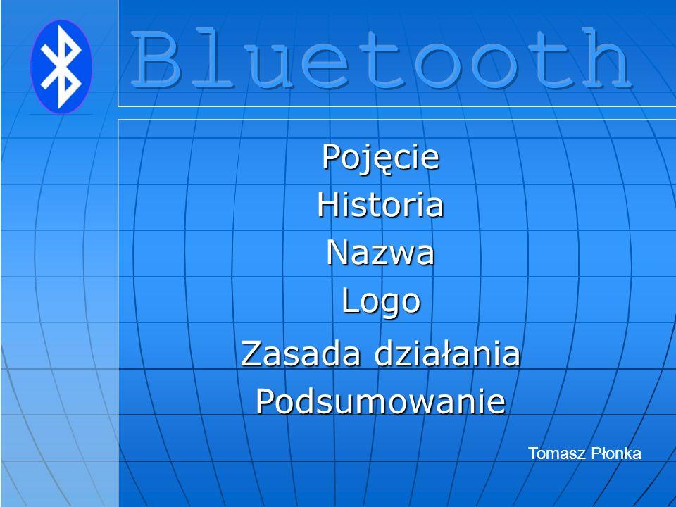 Pojęcie Bluetooth jest standardem opisanym w specyfikacji IEEE 802.15.1.