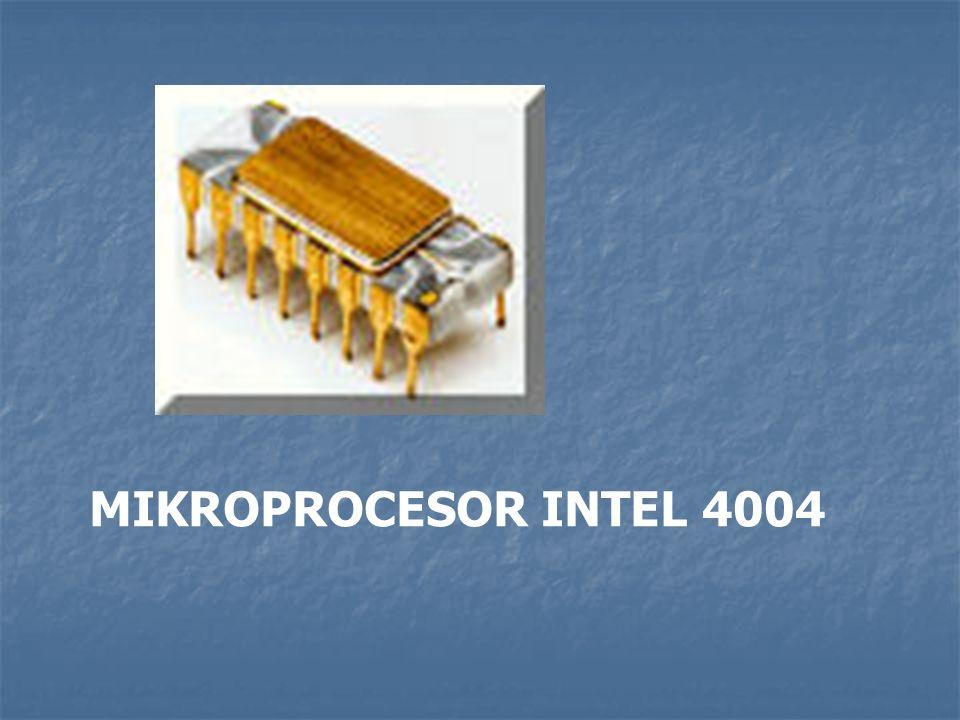 Lata 70,90 – Era układów scalonych (III i IV generacja) Następuje dalsza miniaturyzacja komputera, elementy z jakich składa się komputer stają się jes
