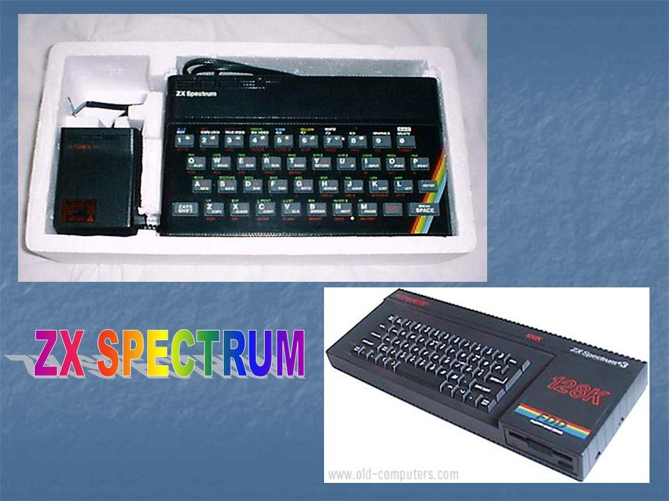 1975r. – pierwsze mikrokomputery Atari, Commodore, ZX Spectrum, Schneider CPC 464