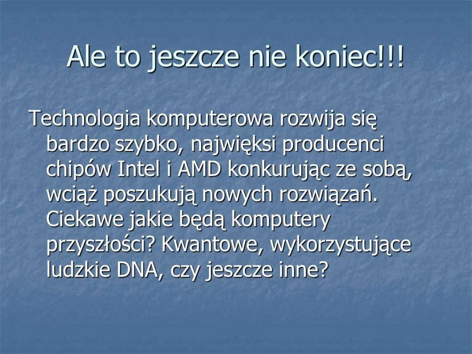 Współczesne komputery