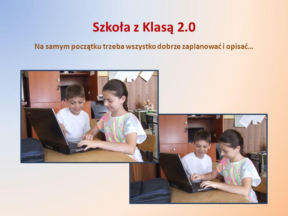 Szkoła z Klasą 2.0 6) Hasła i transparenty – drukowanie i wycinanie…