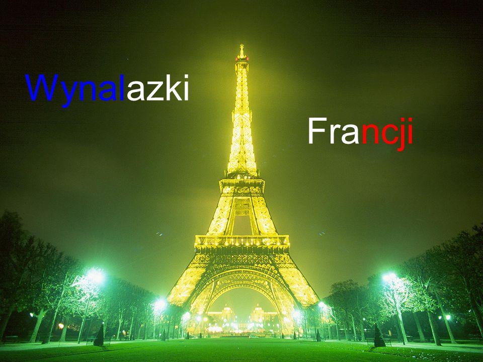 Wynalazki Francji