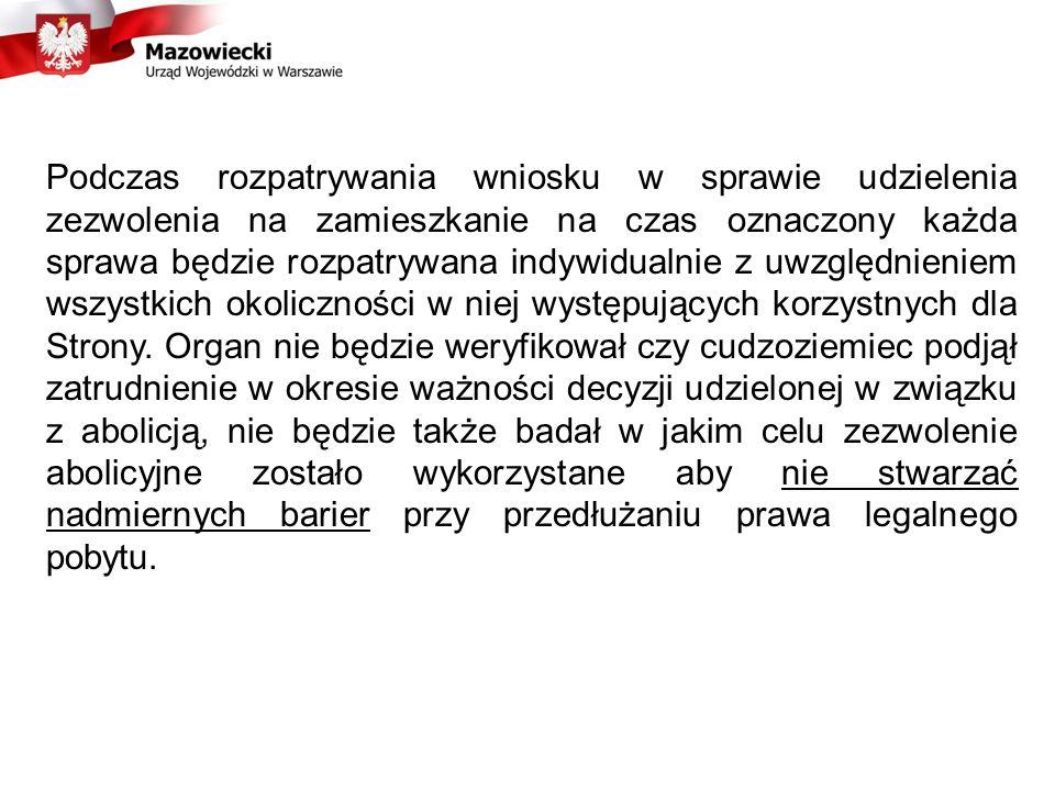 W przypadku gdy okoliczność, która jest podstawą ubiegania się o zezwolenie na zamieszkanie na czas oznaczony ze względu na kontynuację studiów w Polsce uzasadnia zamieszkiwanie cudzoziemca na terytorium Rzeczypospolitej Polskiej przez okres krótszy niż rok, zezwolenia na zamieszkanie na czas oznaczony udziela się na okres trwania studiów.