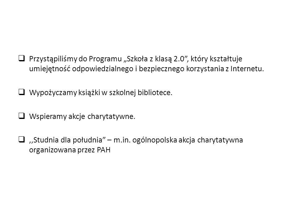 W roku szkolnym 2010/2011 w Zespole Szkół nr 6 utworzono jedyną w Bydgoszczy klasę złożoną z uczniów 6-letnich.
