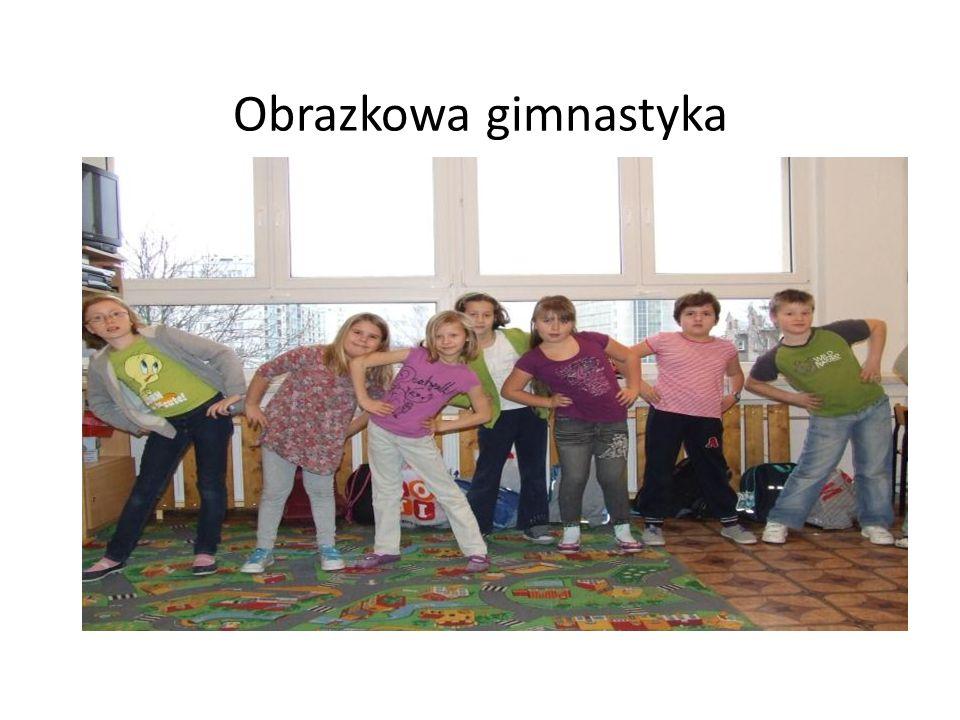 Obrazkowa gimnastyka