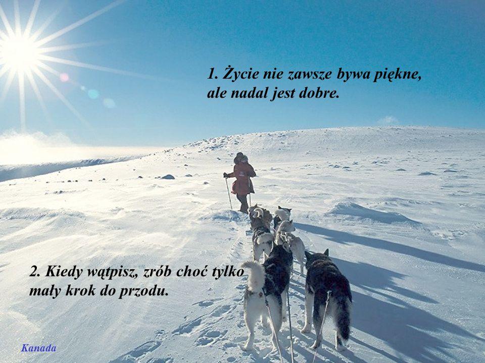 Norvegija – Šiaurės pašvaistė 44 i JEDNA leKCJA Ż YCIA Nov 2009 Music: snowdream