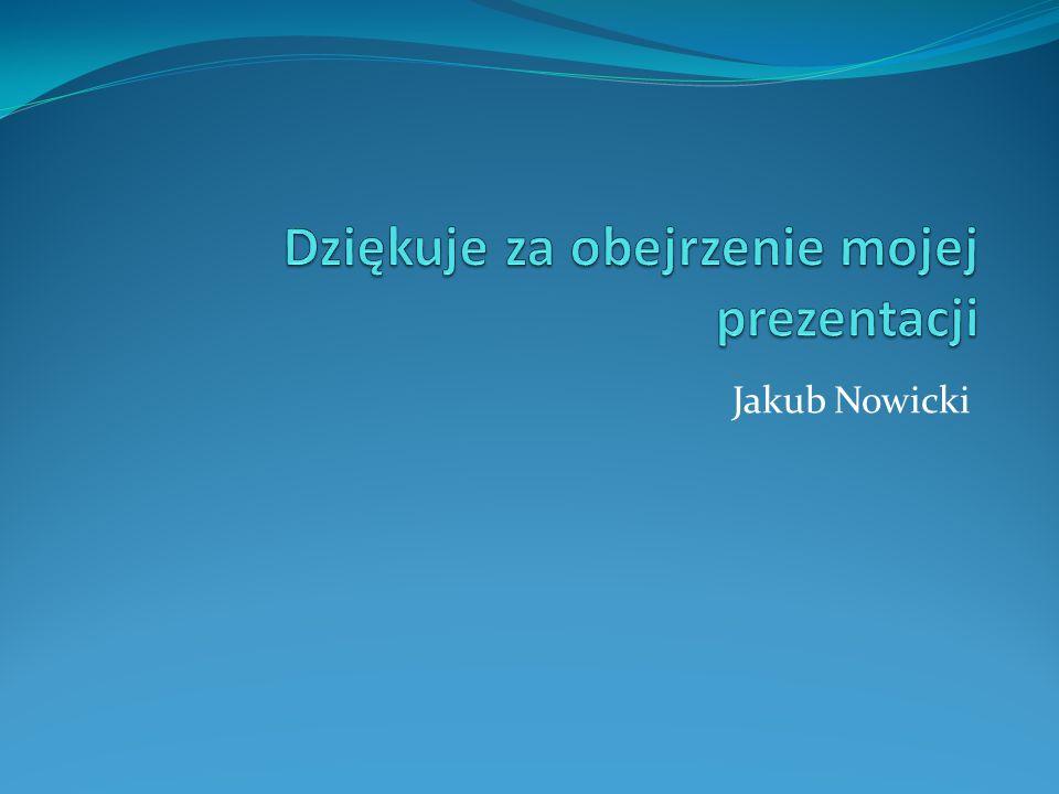 Jakub Nowicki