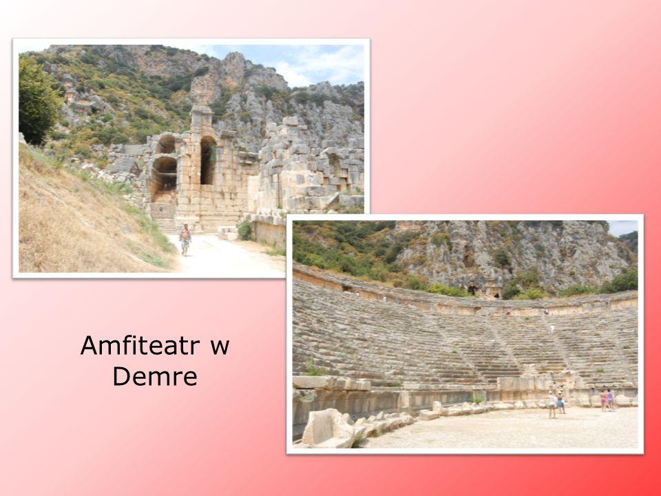 Amfiteatr w Demre