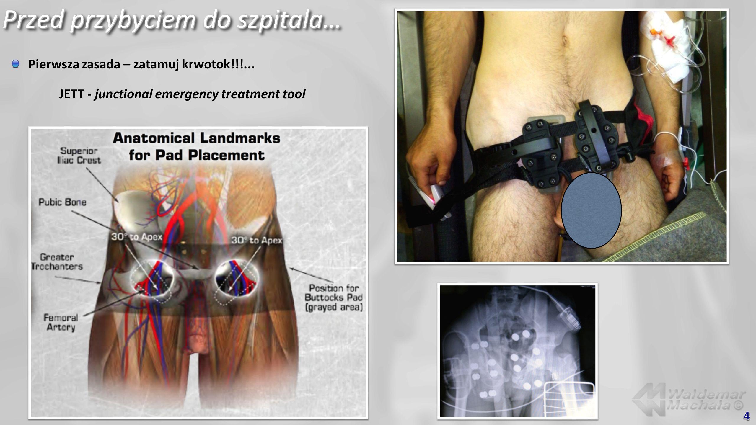 Przed przybyciem do szpitala… Jak się dobrać do rannego…? Nożyce ratunkowe Leatherman Raptor