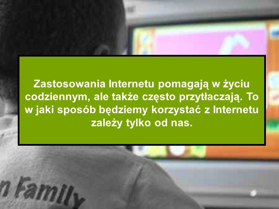 Poczta elektroniczna czyli E-Mail, Czaty oraz różne komunikatory internetowe tj.