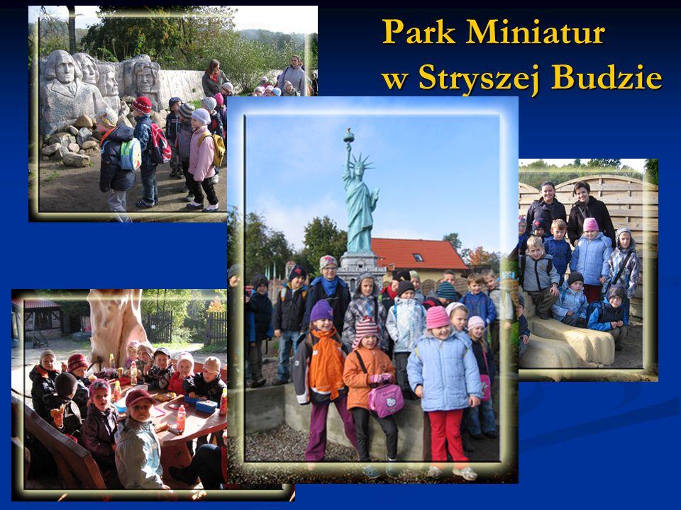 Park Miniatur w Stryszej Budzie