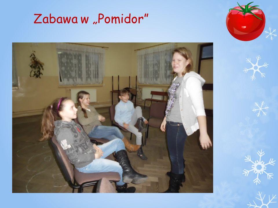 Zabawa w Pomidor