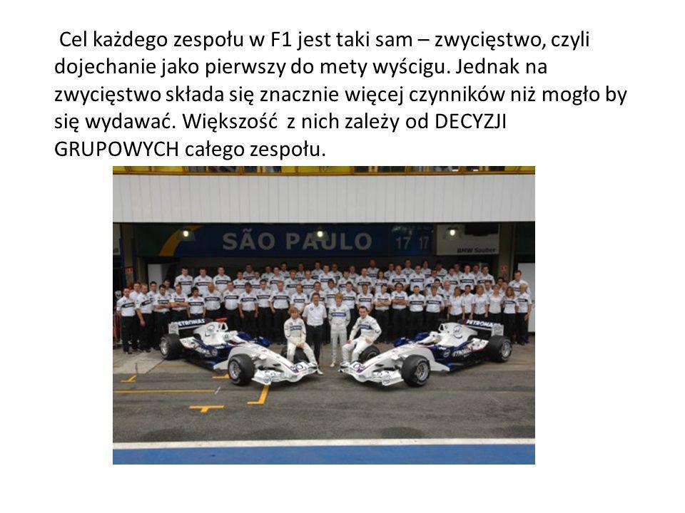 Każdy weekend Grand Prix rozpoczyna się już w piątek, kiedy odbywają się dwie sesje treningowe.