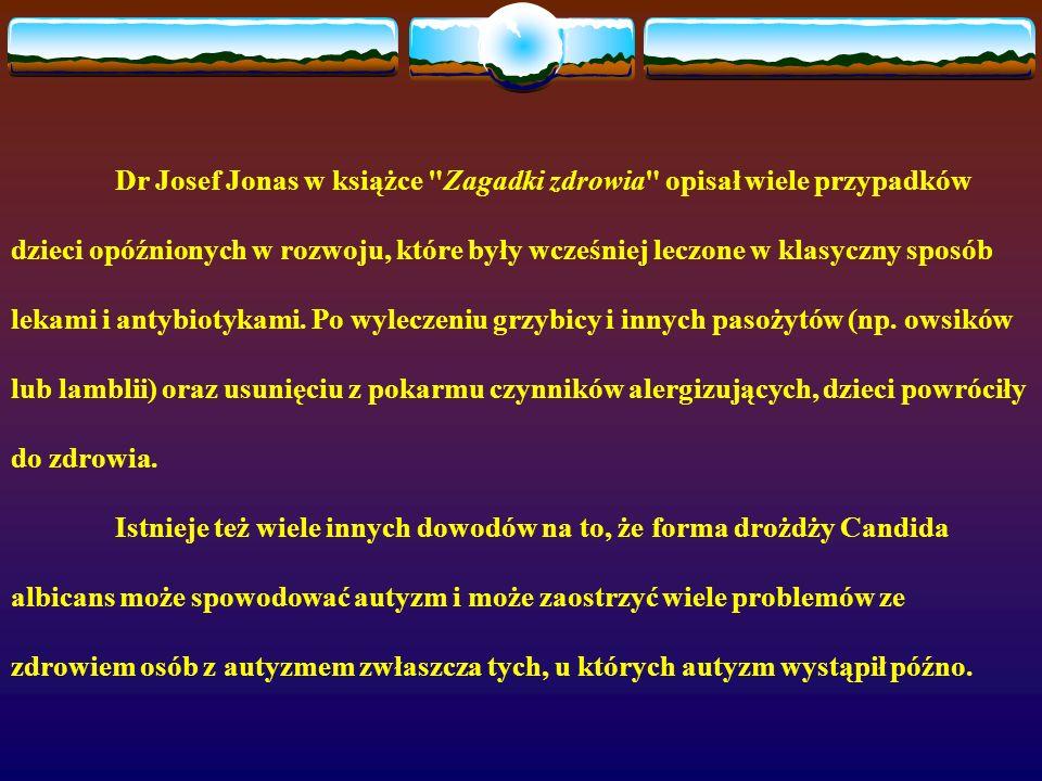 Dr Josef Jonas w książce