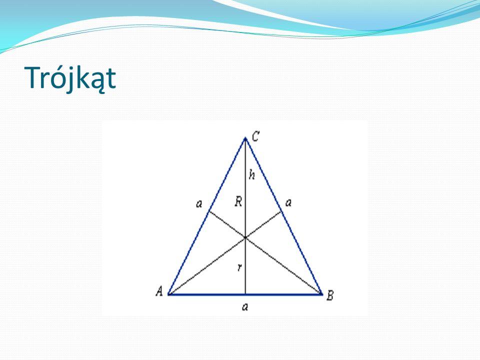 Romb to czworokąt, którego wszystkie boki są równe. Romb jest równoległobokiem Kwadrat jest szczególnym przypadkiem rombu. W rombie przekątne dzielą s