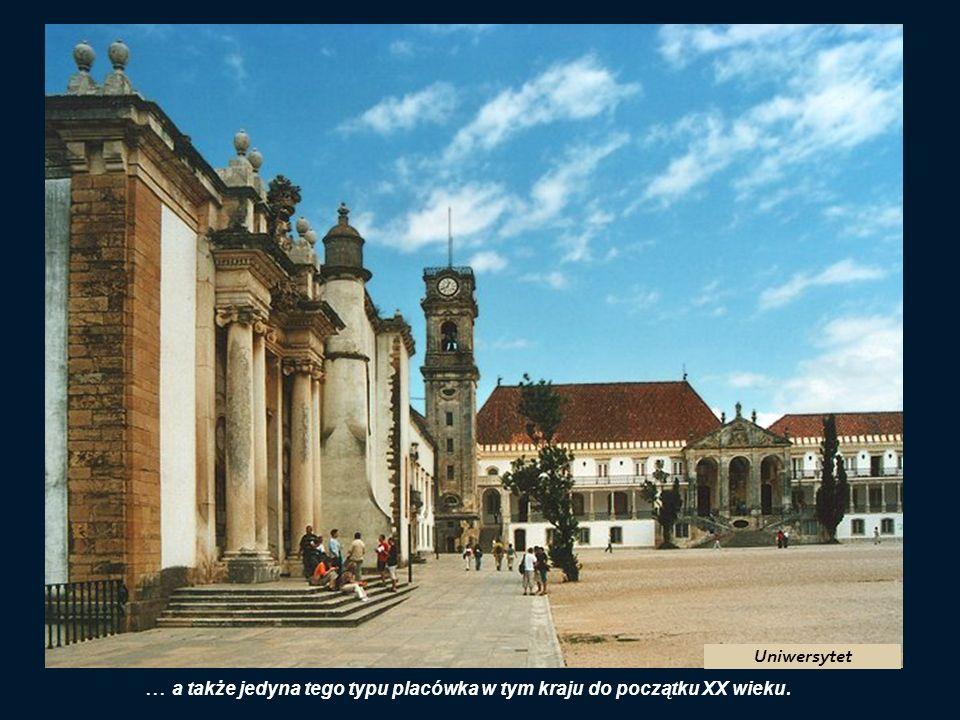 Uniwersytet w Coimbrze (port. Universidade de Coimbra), to najstarsza i najważniejsza uczelnia wyższa w Portugalii...