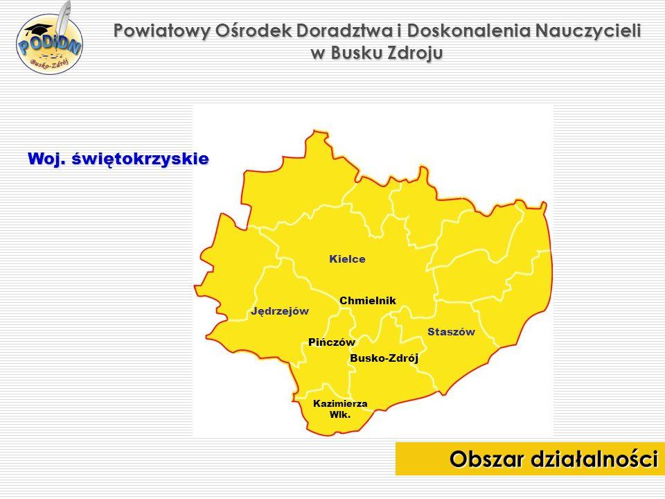 Powiatowy Ośrodek Doradztwa i Doskonalenia Nauczycieli w Busku Zdroju Zajęcia teoretyczne