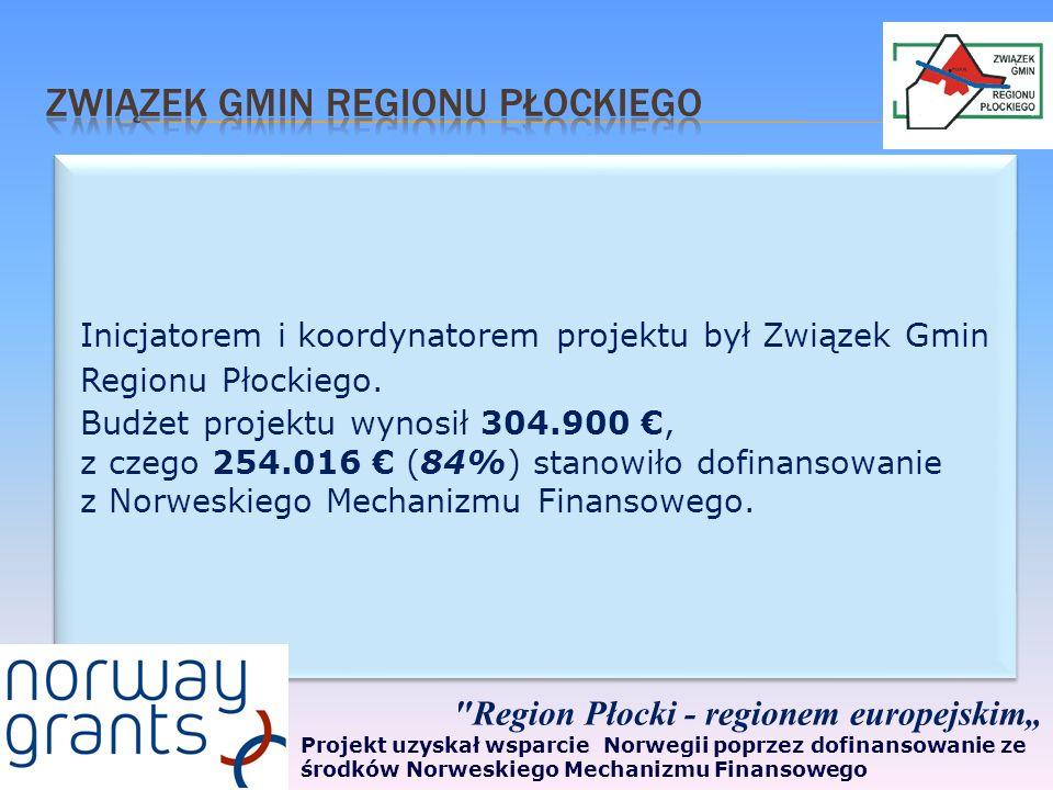 Region Płocki - regionem europejskim Projekt uzyskał wsparcie Norwegii poprzez dofinansowanie ze środków Norweskiego Mechanizmu Finansowego Warsztaty Problematyka społeczna w zarządzaniu projektami w środowisku lokalnym