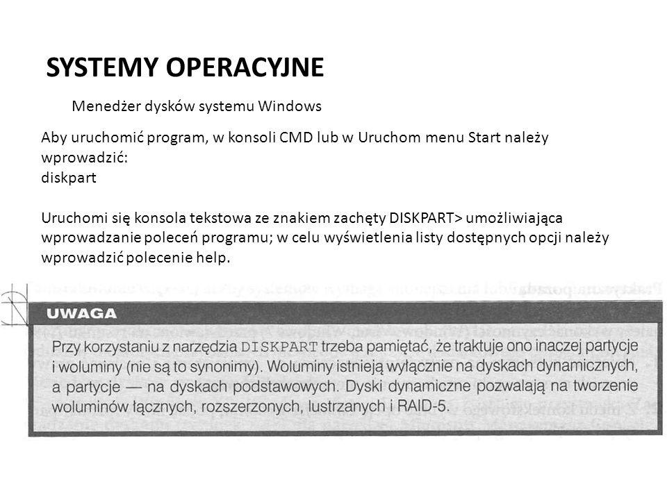 SYSTEMY OPERACYJNE VistaBootPRO Rysunek 7.62.