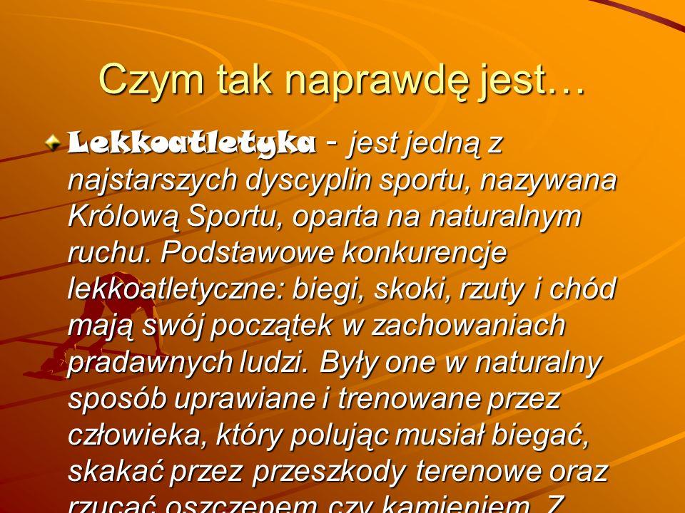 Siedmiobój lekkoatletyczny Siedmiobój – (heptatlon) dyscyplina lekkoatletyczna, sk ł adaj ą ca si ę z 7 konkurencji.