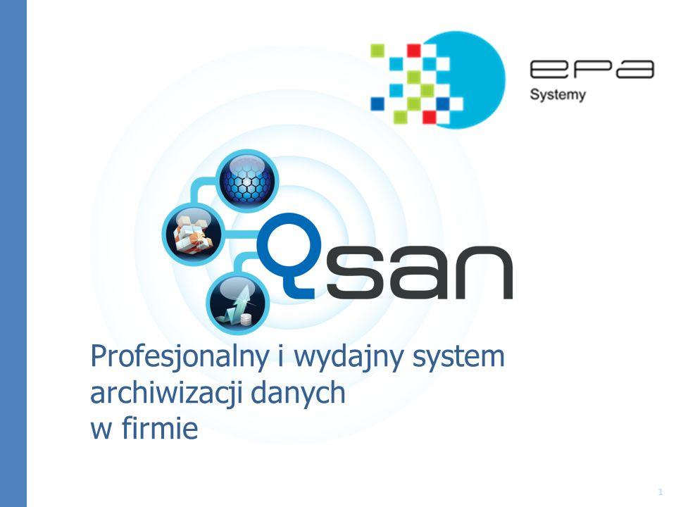 1 Profesjonalny i wydajny system archiwizacji danych w firmie