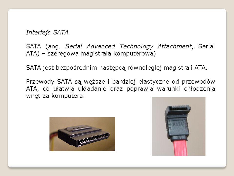 Interfejs SATA SATA (ang.