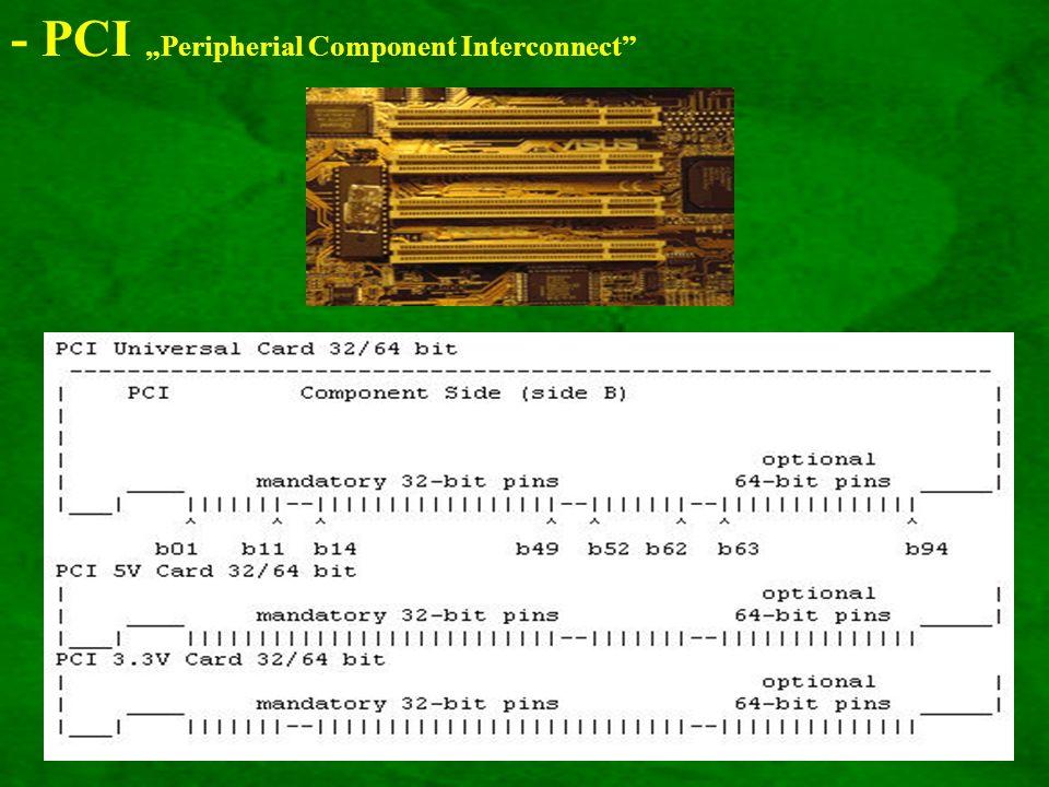 Przykład podłączenia urządzeń wewnętrznych SCSI