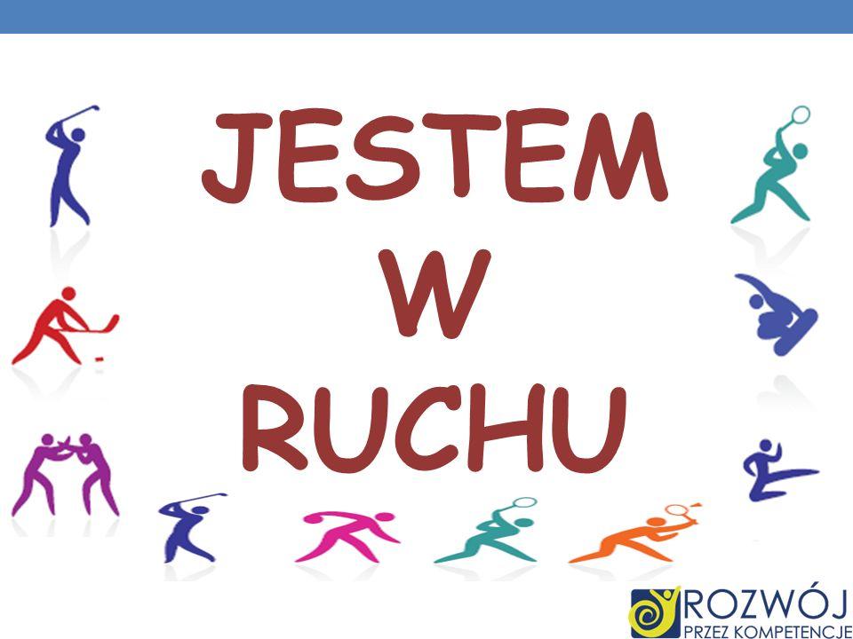 JESTEM W RUCHU