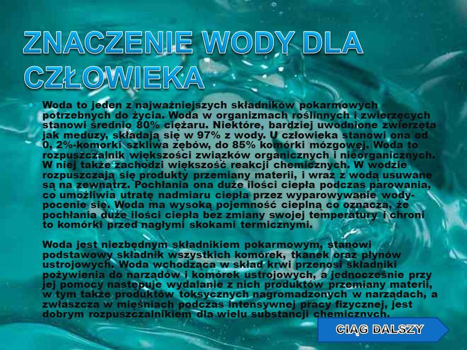 1.Ponoć w 2025 roku w Polsce zacznie brakować wody pitnej.