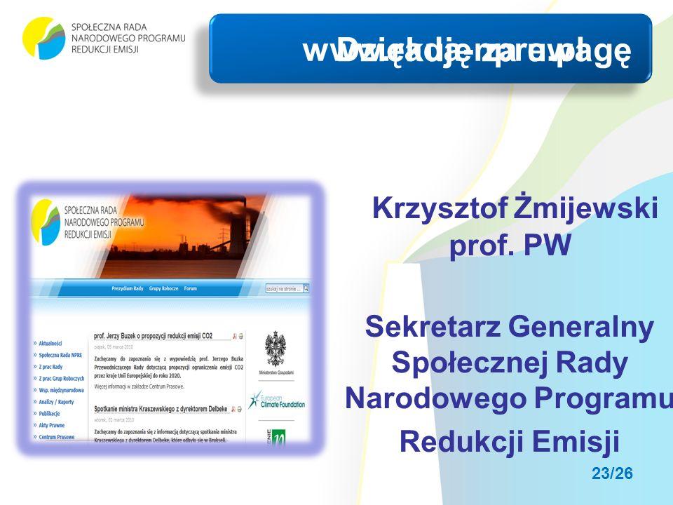 Krzysztof Żmijewski prof.
