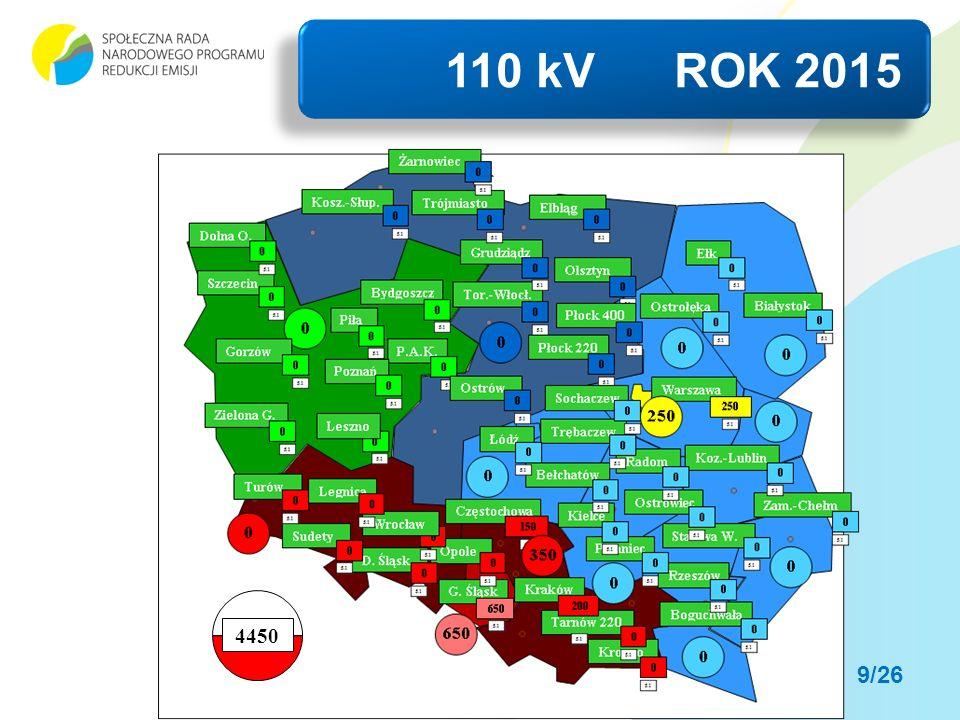 110 kV ROK 2015 4450 9/26