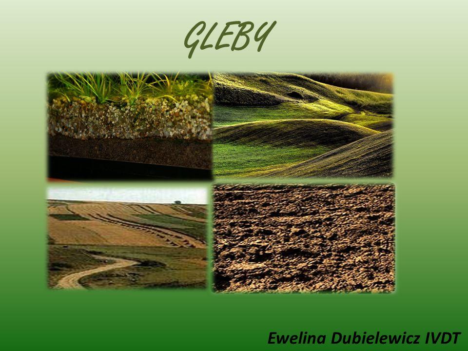 Erozja gleb Gleba jest elementem środowiska, który jest bardzo wrażliwy na negatywne oddziaływania gospodarki ludzkiej.