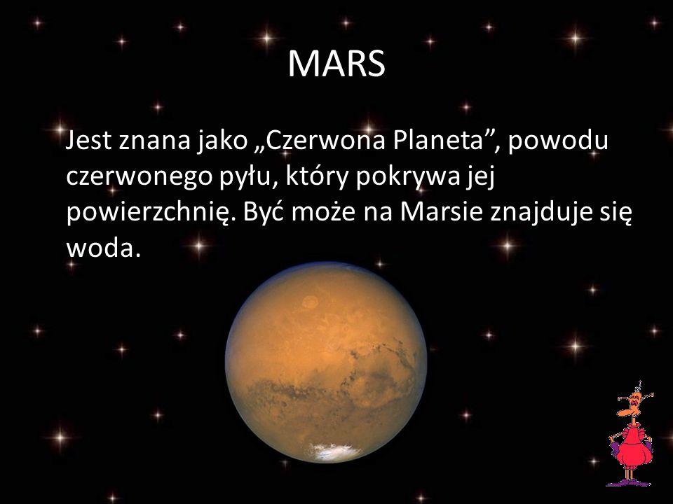 ZIEMIA Jest to trzecia planeta Układu Słonecznego.