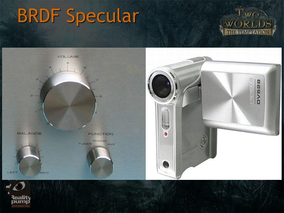 BRDF Specular