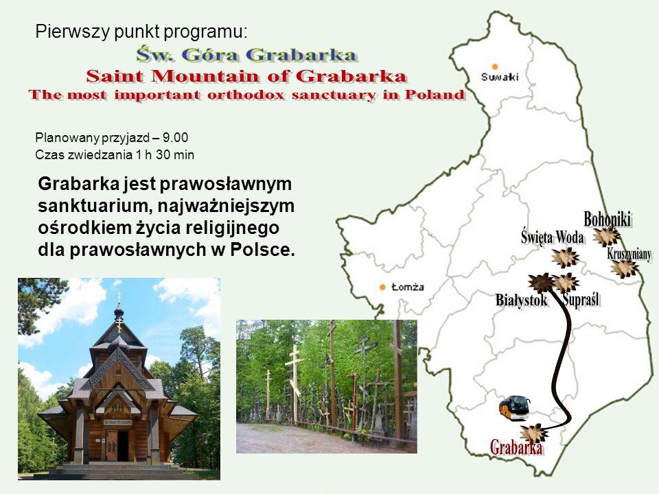 Na Podlasiu, opisywanym jako wschodnie pogranicze kultur – obok Polaków, zamieszkują przedstawiciele takich mniejszości narodowych i etnicznych jak: L