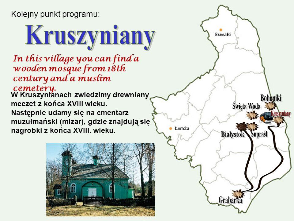Św.Góra Grabarka jest miejscem nieustannej modlitwy mniszek z założonego tu w 1947 roku monasteru św. Marty i Marii. Co roku przybywa tu mnóstwo wiern