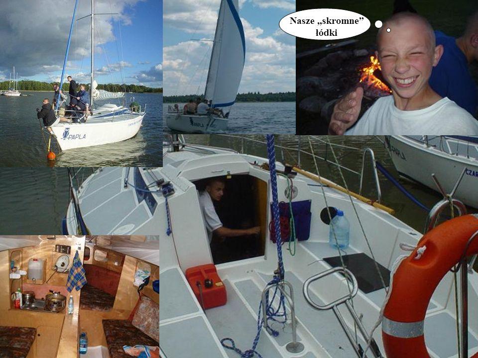 Nasze skromne łódki