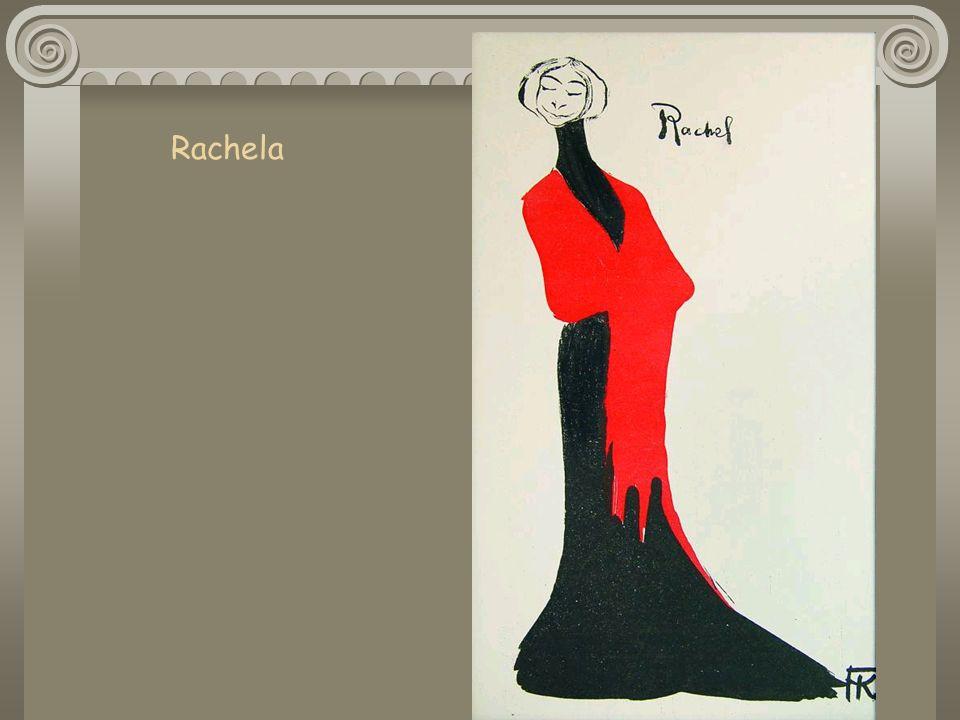 OSOBY DRAMATU: Chochoł - Chochoł zjawia się na weselu z zaproszenia Poety i Racheli, (Akt I, sc.36).
