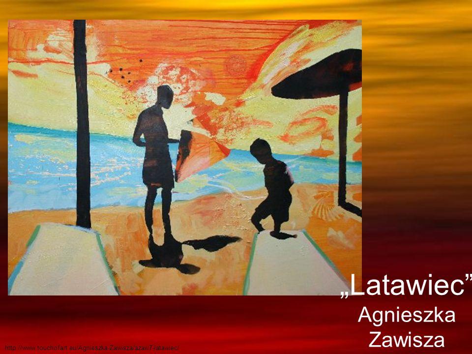Latawiec Agnieszka Zawisza http://www.touchofart.eu/Agnieszka-Zawisza/azaw7-latawiec/