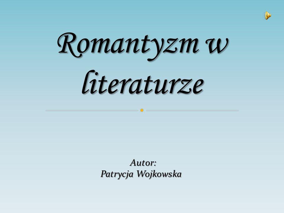Autor: Patrycja Wojkowska