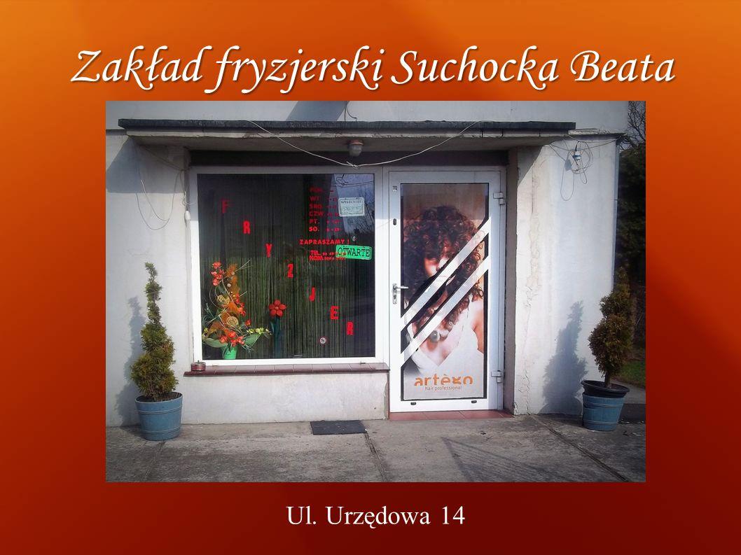 Zakład fryzjerski Suchocka Beata Ul. Urzędowa 14