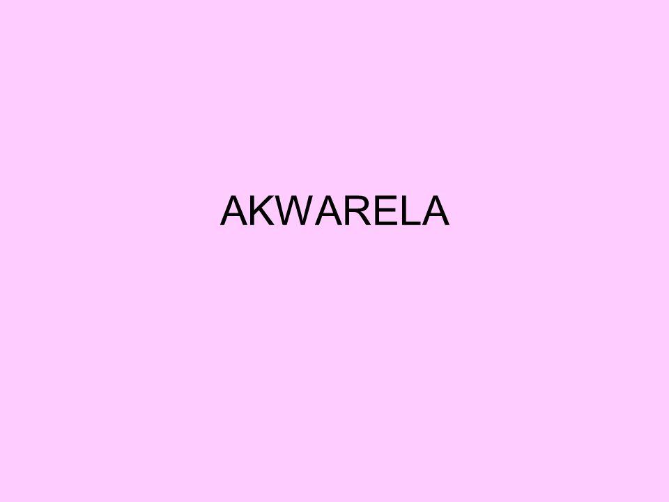 AKWARELA