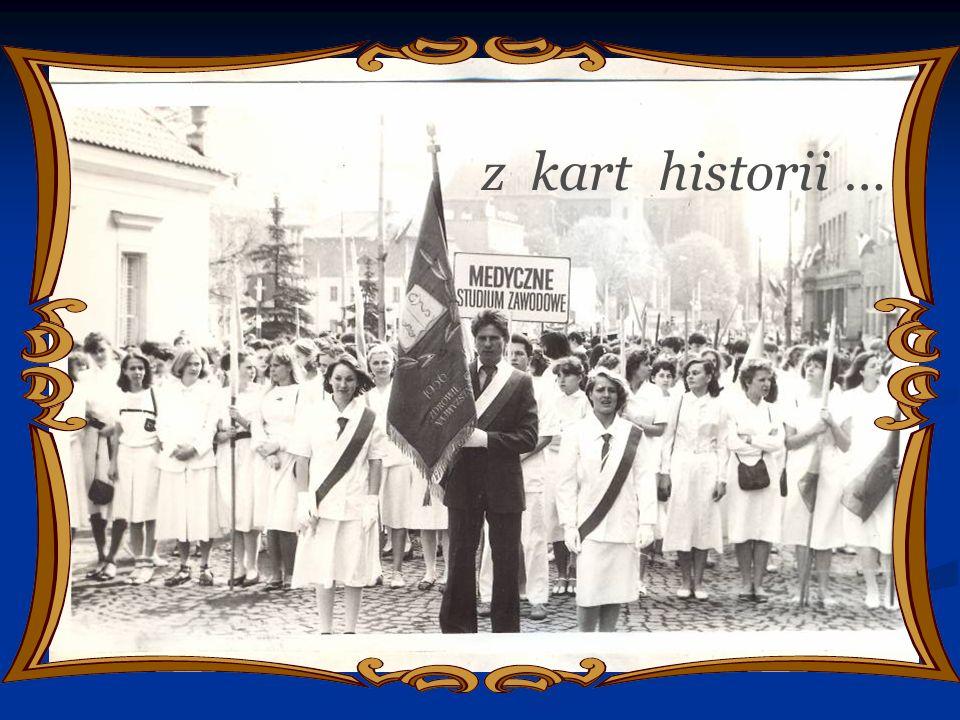 We wrześniu 1975 roku decyzją Ministra Zdrowia i Opieki Społecznej utworzono kierunek kształcenia w zawodzie TECHNIK ELEKTRORADIOLOG.