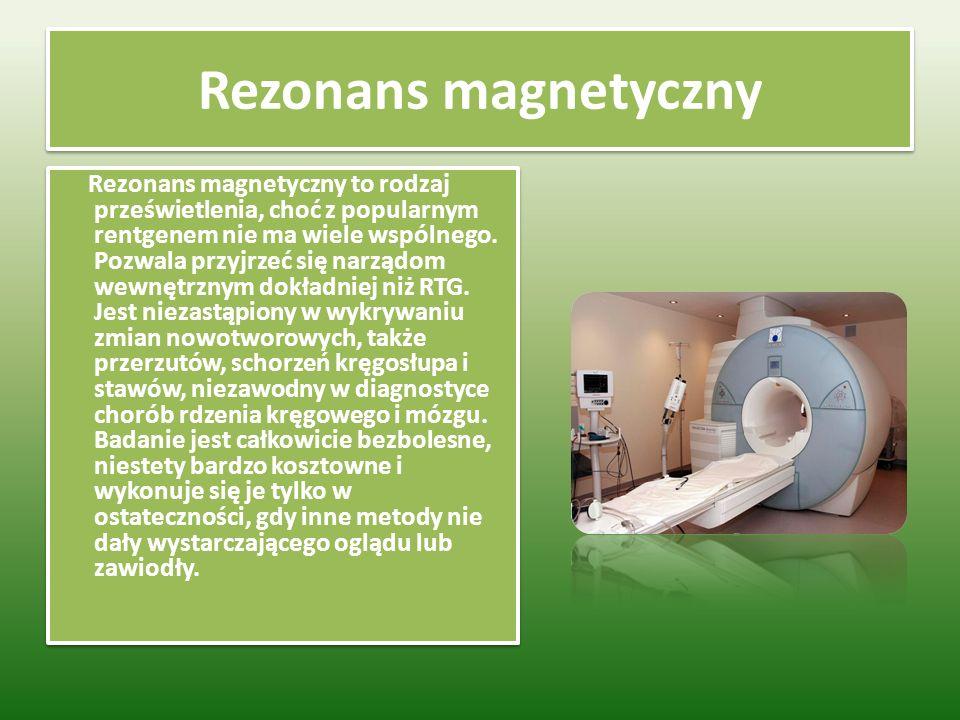 Radioterapia Jest obok chemioterapii jedną z najskuteczniejszych metod walki z rakiem. W radioterapii wykorzystuje się promieniowanie jonizujące do zw