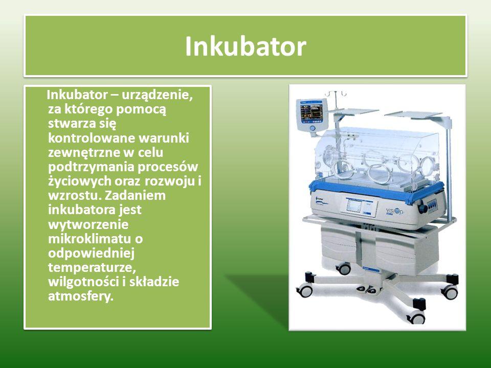 Respirator Respirator to w prostym tłumaczeniu sztuczne płuco, to urządzenie, które całkowicie zastępuje lub jedynie wspomaga pracę płuc, kiedy one ni