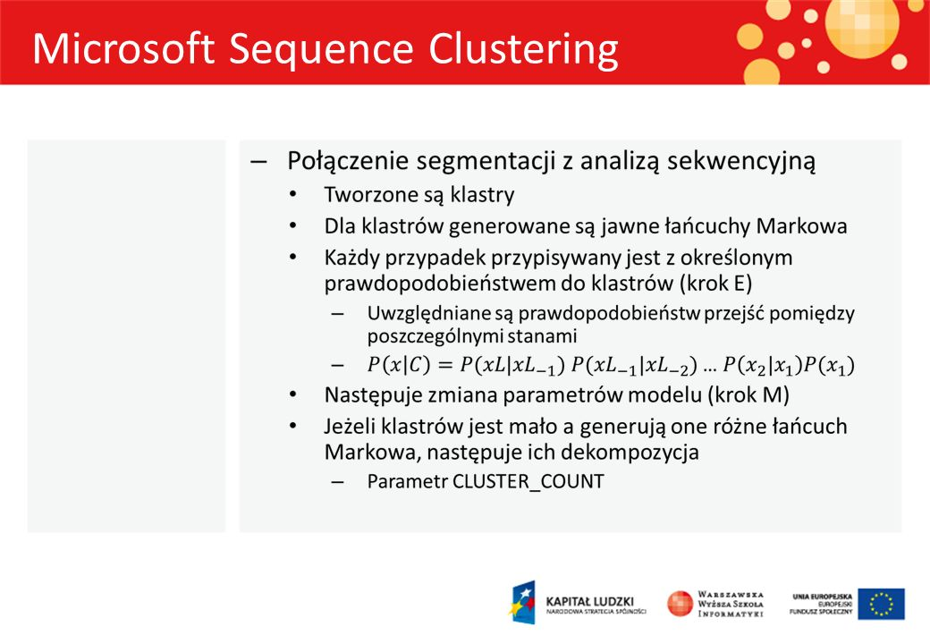Microsoft Sequence Clustering