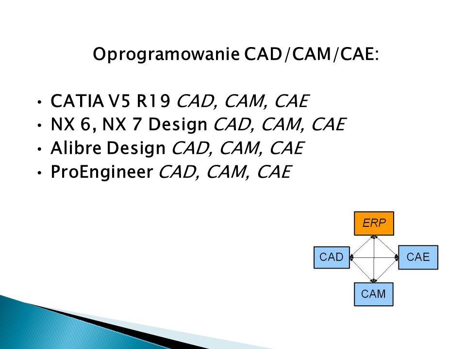 Rodzaj: system CAD/CAM/CAE.Dedykowane zastosowania: mechanika, wzornictwo przemysłowe, instalacje.