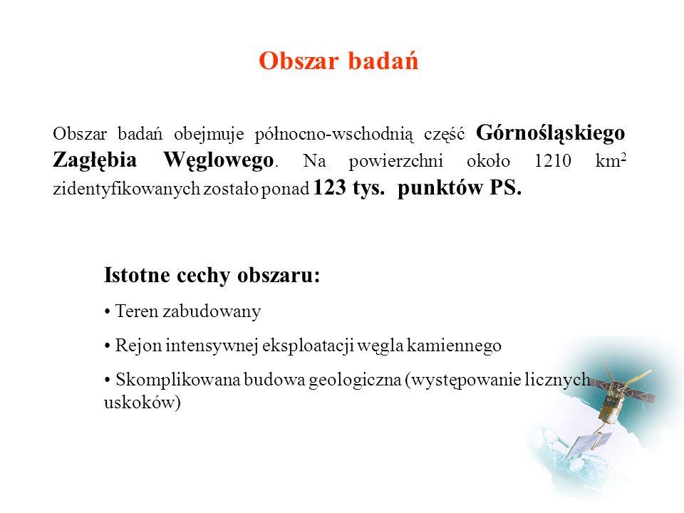 niecka zaborska uskok kłodnicki siodło główne uskok będziński niecka bytomska Tarnowskie Góry Sosnowiec Dąbrowa Górnicza Katowice Jaworzno
