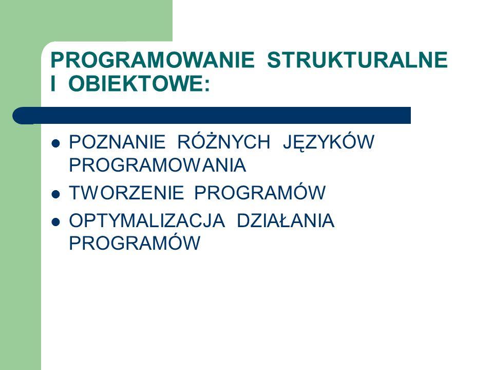 PRZEDMIOTY ZAWODOWE W TECHNIKUM : Podstawy ekonomii Prawo Ekonomika Rachunkowość Pracowania ekonomiczna Język obcy zawodowy Specjalizacja