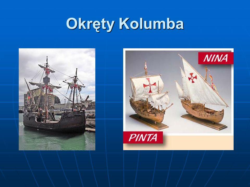 Okręty Kolumba